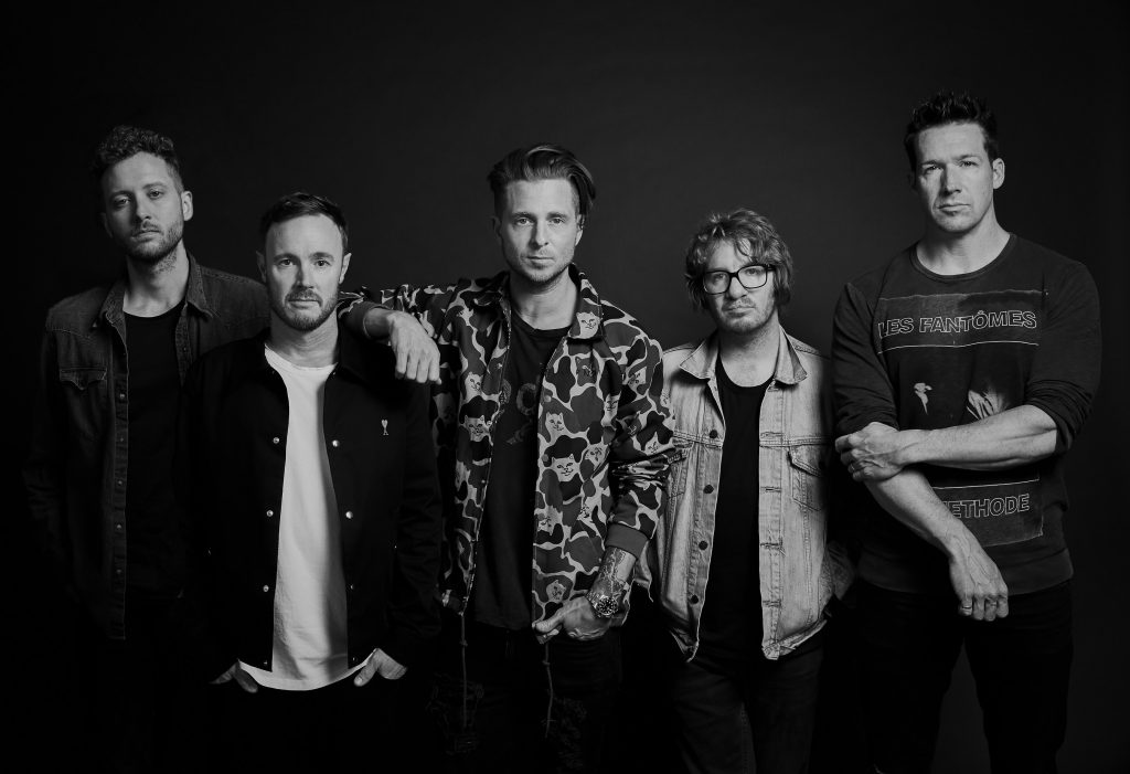 OneRepublic by Stewart Gerard